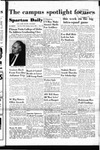 Spartan Daily, June 5, 1950 by San Jose State University, School of Journalism and Mass Communications