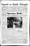 Spartan Daily, June 7, 1950 by San Jose State University, School of Journalism and Mass Communications