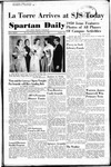 Spartan Daily, June 8, 1950 by San Jose State University, School of Journalism and Mass Communications