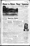 Spartan Daily, June 16, 1950 by San Jose State University, School of Journalism and Mass Communications