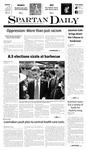 Spartan Daily April 11, 2011