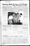Spartan Daily, October 3, 1950 by San Jose State University, School of Journalism and Mass Communications