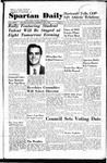 Spartan Daily, October 4, 1950