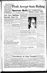 Spartan Daily, October 5, 1950 by San Jose State University, School of Journalism and Mass Communications