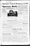 Spartan Daily, October 9, 1950 by San Jose State University, School of Journalism and Mass Communications