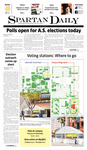 Spartan Daily April 12, 2011 by San Jose State University, School of Journalism and Mass Communications