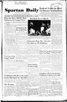 Spartan Daily, October 10, 1950 by San Jose State University, School of Journalism and Mass Communications