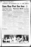 Spartan Daily, October 16, 1950