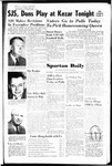 Spartan Daily, October 20, 1950