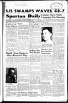 Spartan Daily, October 30, 1950