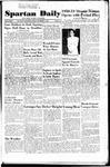 Spartan Daily, November 3, 1950