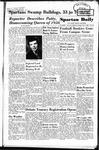 Spartan Daily, November 6, 1950