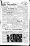 Spartan Daily, November 7, 1950