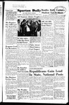 Spartan Daily, November 9, 1950 by San Jose State University, School of Journalism and Mass Communications