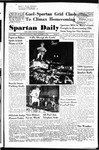 Spartan Daily, November 10, 1950 by San Jose State University, School of Journalism and Mass Communications