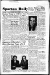 Spartan Daily, November 14, 1950 by San Jose State University, School of Journalism and Mass Communications