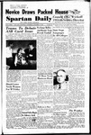 Spartan Daily, November 15, 1950 by San Jose State University, School of Journalism and Mass Communications