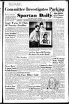 Spartan Daily, November 16, 1950 by San Jose State University, School of Journalism and Mass Communications