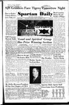 Spartan Daily, November 17, 1950 by San Jose State University, School of Journalism and Mass Communications