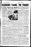 Spartan Daily, November 20, 1950 by San Jose State University, School of Journalism and Mass Communications
