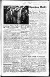 Spartan Daily, November 22, 1950 by San Jose State University, School of Journalism and Mass Communications