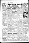 Spartan Daily, November 28, 1950 by San Jose State University, School of Journalism and Mass Communications