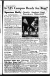 Spartan Daily, November 30, 1950 by San Jose State University, School of Journalism and Mass Communications
