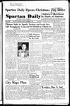 Spartan Daily, December 4, 1950 by San Jose State University, School of Journalism and Mass Communications