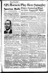 Spartan Daily, December 8, 1950 by San Jose State University, School of Journalism and Mass Communications