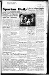 Spartan Daily, December 12, 1950 by San Jose State University, School of Journalism and Mass Communications