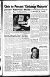 Spartan Daily, December 15, 1950 by San Jose State University, School of Journalism and Mass Communications