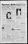 Spartan Daily, January 9, 1951 by San Jose State University, School of Journalism and Mass Communications
