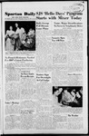 Spartan Daily, January 10, 1951 by San Jose State University, School of Journalism and Mass Communications