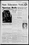 Spartan Daily, January 12, 1951 by San Jose State University, School of Journalism and Mass Communications