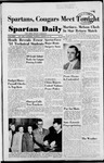 Spartan Daily, January 18, 1951 by San Jose State University, School of Journalism and Mass Communications