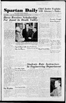 Spartan Daily, January 22, 1951 by San Jose State University, School of Journalism and Mass Communications