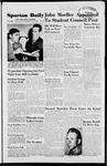 Spartan Daily, January 24, 1951 by San Jose State University, School of Journalism and Mass Communications