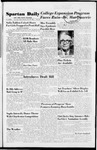 Spartan Daily, January 29, 1951 by San Jose State University, School of Journalism and Mass Communications