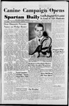 Spartan Daily, January 31, 1951 by San Jose State University, School of Journalism and Mass Communications