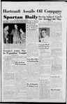 Spartan Daily, February 1, 1951 by San Jose State University, School of Journalism and Mass Communications