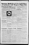 Spartan Daily, February 8, 1951 by San Jose State University, School of Journalism and Mass Communications
