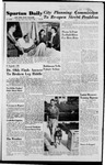 Spartan Daily, February 9, 1951 by San Jose State University, School of Journalism and Mass Communications