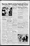 Spartan Daily, February 15, 1951 by San Jose State University, School of Journalism and Mass Communications