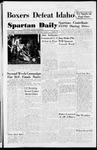 Spartan Daily, February 19, 1951 by San Jose State University, School of Journalism and Mass Communications