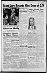 Spartan Daily, February 23, 1951 by San Jose State University, School of Journalism and Mass Communications