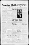 Spartan Daily, April 2, 1951 by San Jose State University, School of Journalism and Mass Communications