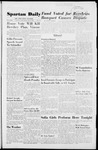Spartan Daily, April 6, 1951 by San Jose State University, School of Journalism and Mass Communications