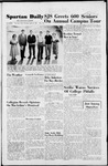 Spartan Daily, April 12, 1951 by San Jose State University, School of Journalism and Mass Communications