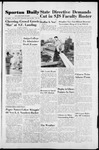 Spartan Daily, April 18, 1951 by San Jose State University, School of Journalism and Mass Communications