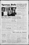 Spartan Daily, April 23, 1951 by San Jose State University, School of Journalism and Mass Communications